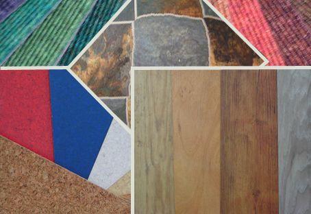 Verschiedene Bodenbeläge bodenbelaege krebs raumgestaltung gardinen parkett bodenbeläge